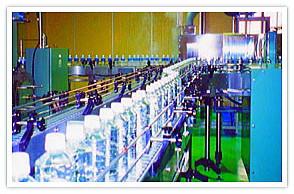 純天然アルカリ保存水ペットボトル
