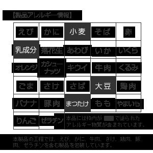 尾西食品アルファ米松茸ごはんアレルギー表