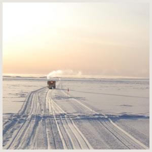 アルファ米の活躍南極越冬隊